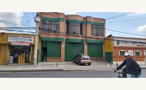 Bodega comercial en VENTA,Centro- Funza c/Marca